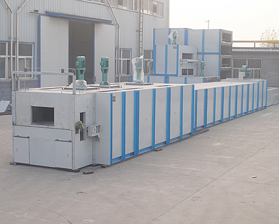 Electric heating glass annealing furnace/lehr WLD-RT